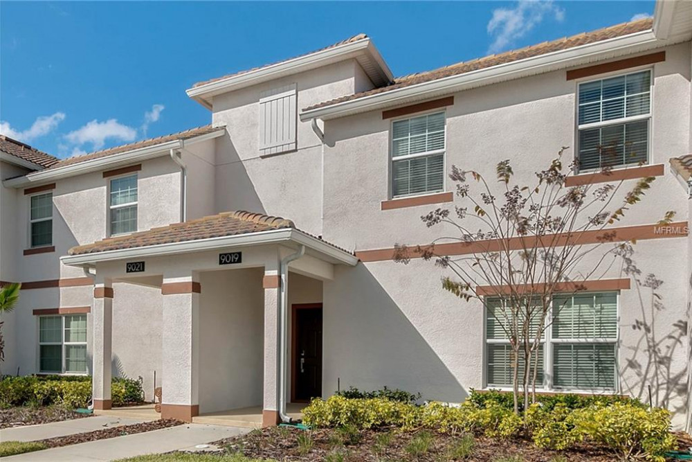4 Bed 3 Bath #635 Championsgate Pool Townhome image